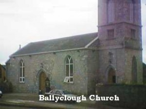 ballyclough church